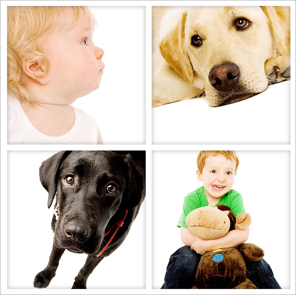 children pet photography berkshire