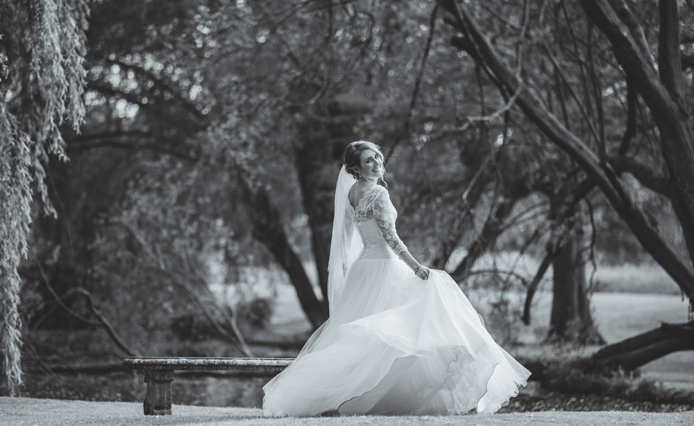 wedding photographer based in Oundle