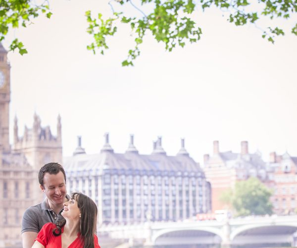 london engagement session Big Ben