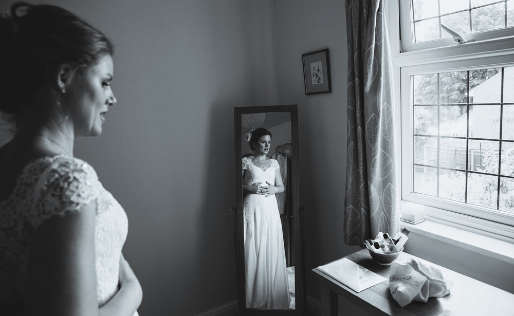 wedding photographer in Oundle