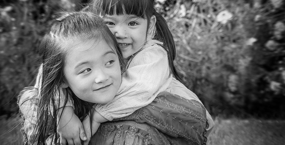 children portrait photographer Oundle