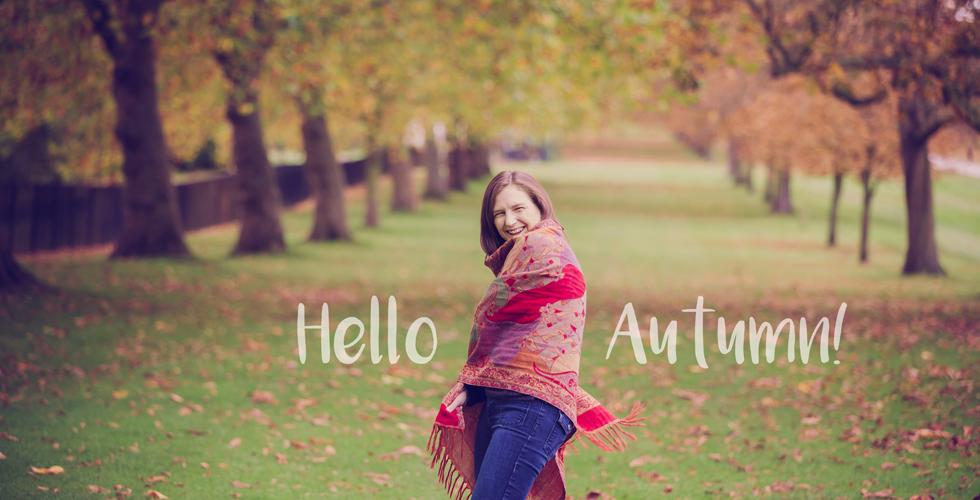 autumn portrait photo sessions